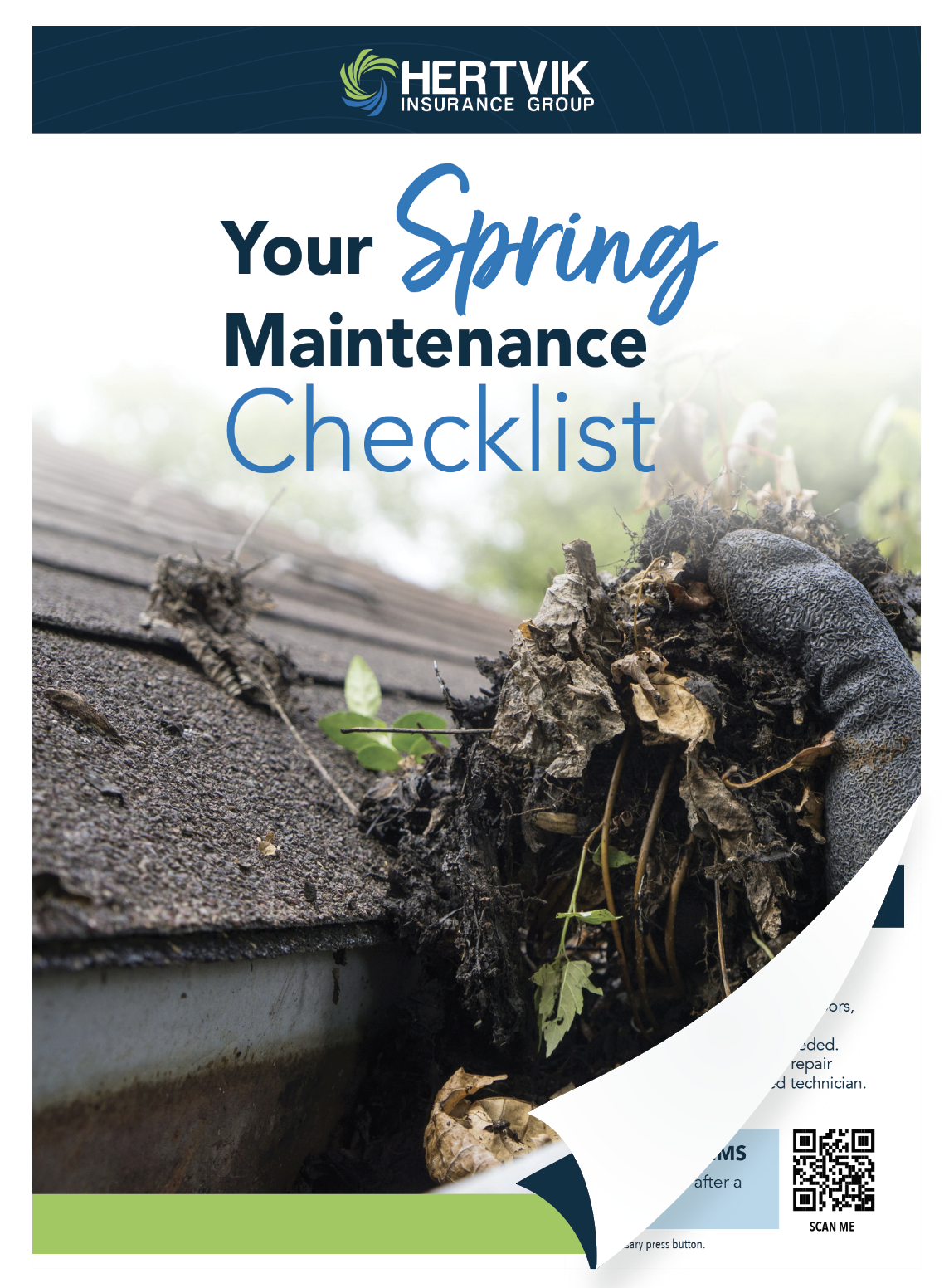 Hertvik Spring Maintenance Checklist