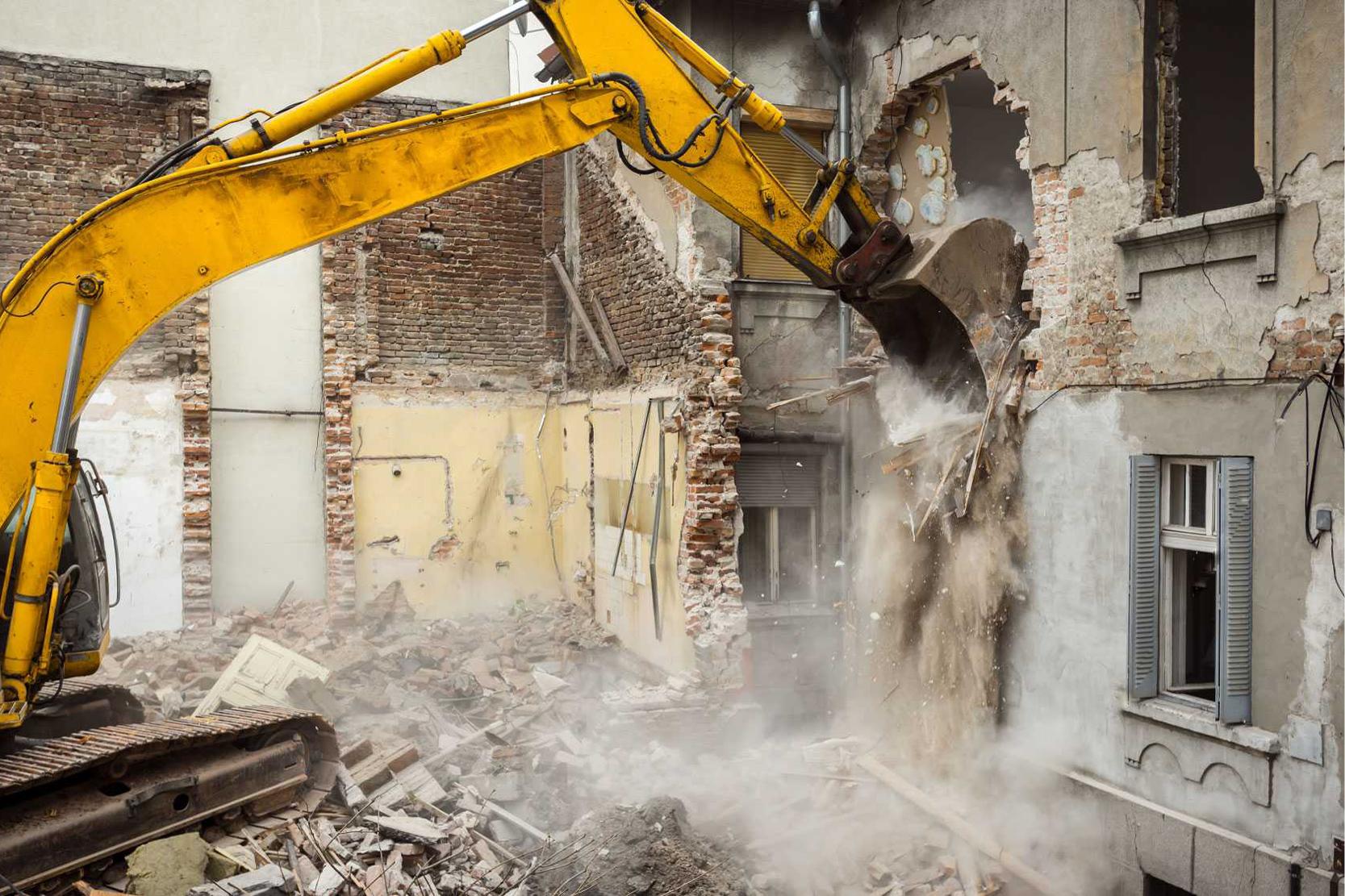 Contractors Pollution