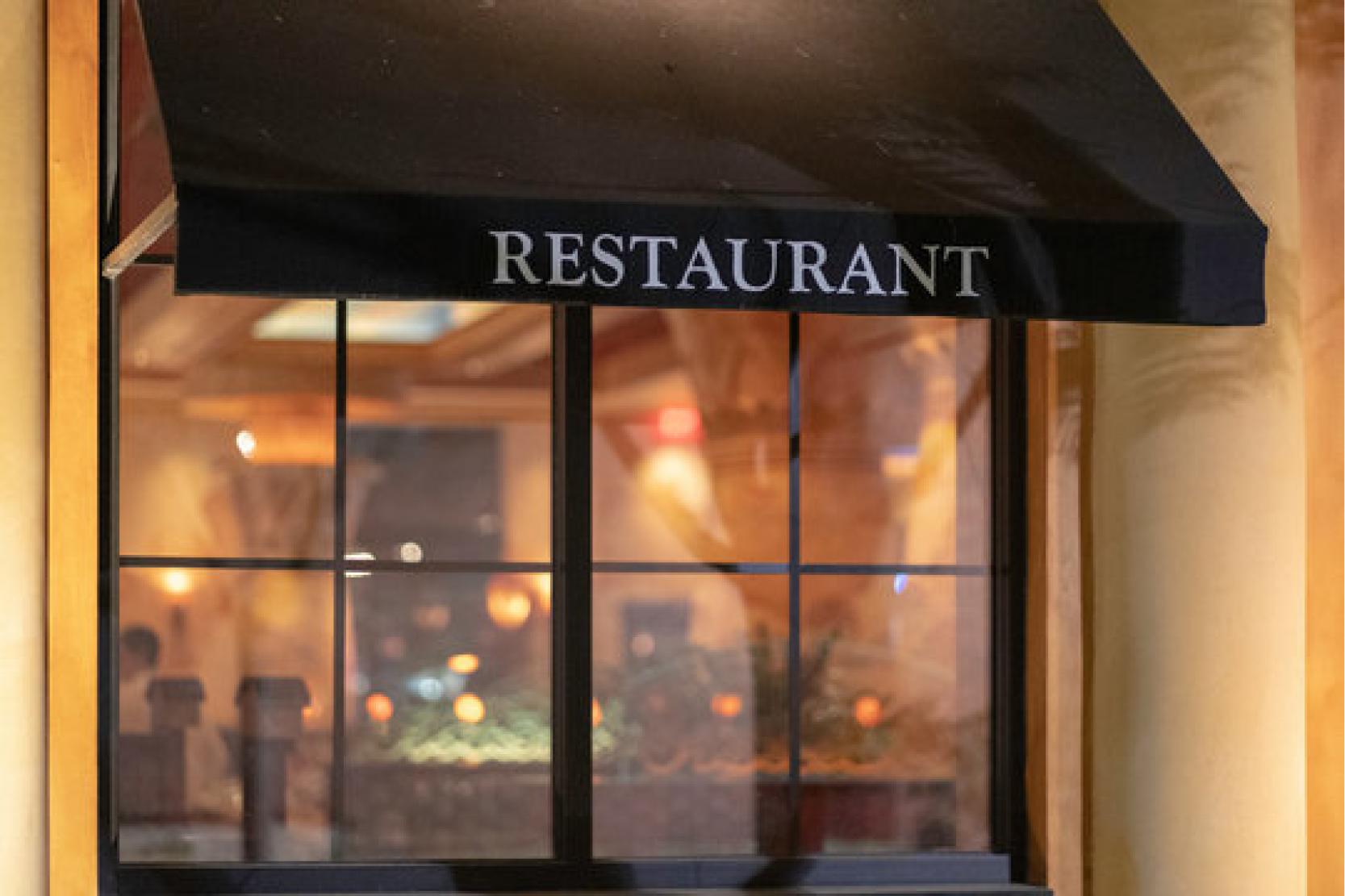 Restaurant Property Insurance Hertvik