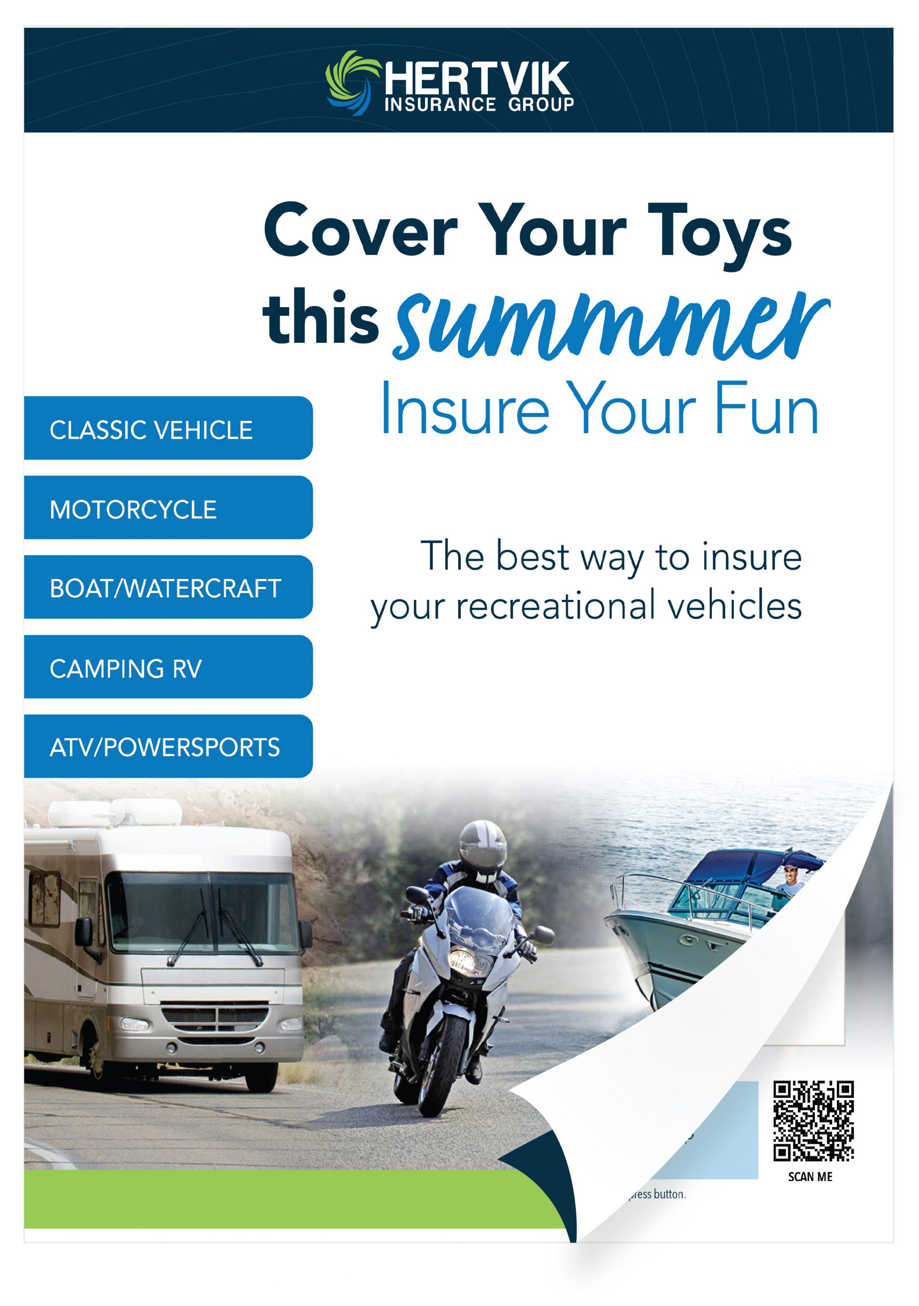 Cover Your Toys This Summer Hertvik